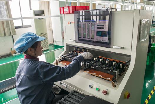迪富电子半自动测试机
