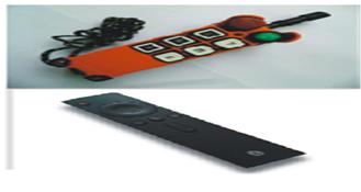 迪富电子为您细说工业遥控器与民用遥控器的区别之分